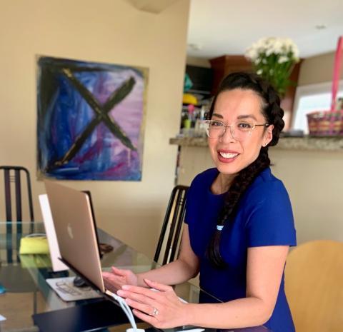 CHEOS scientist Dr. Mary de Vera